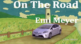Toyota PRIUS On the Road (English & Japanese versions)